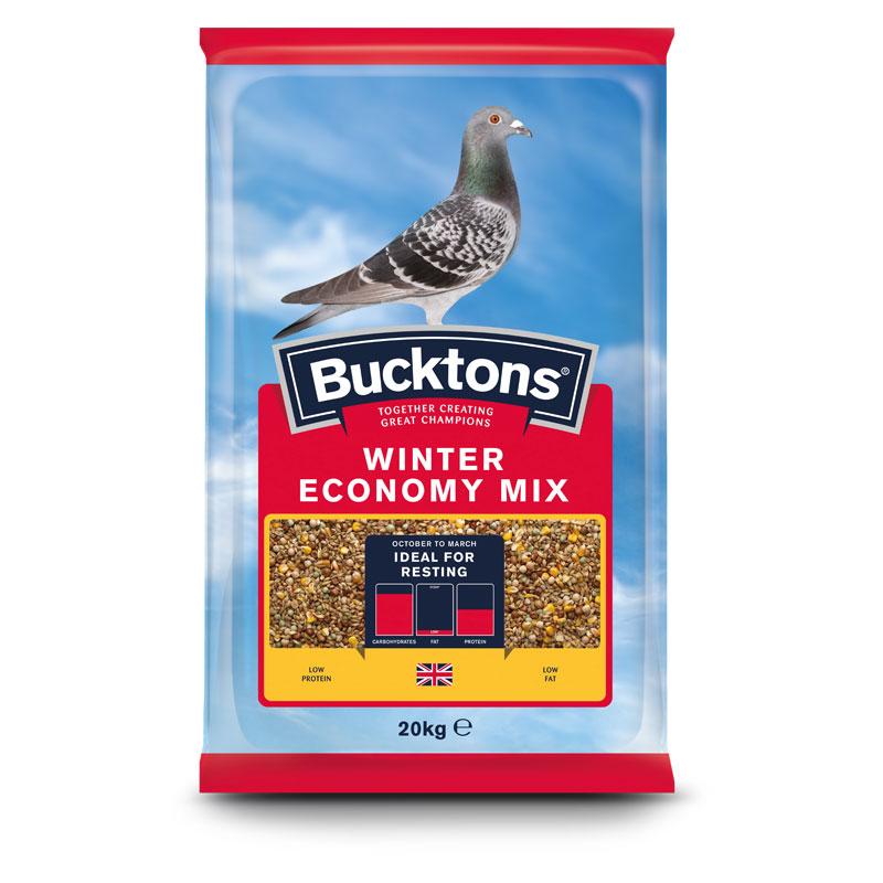 Bucktons Winter Economy Mix