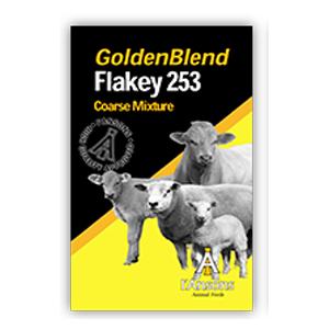 Golden Blend Flakey Mix