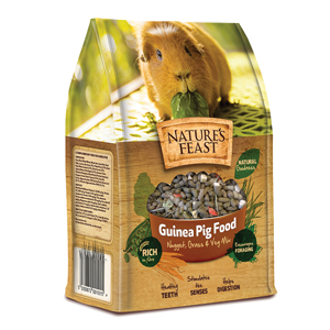 Natures Feast Guinea Pig Food